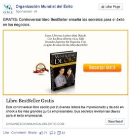 Facebook anuncio 1