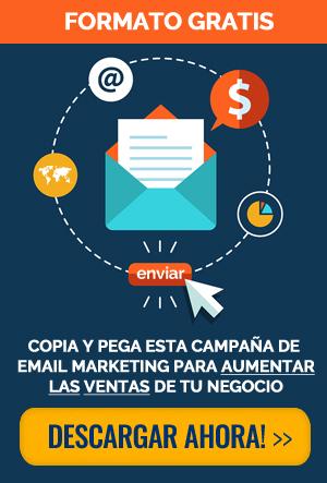 Banner Formato de Email Marketing 2